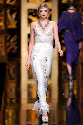 Christian Dior F/W'09 - Lily Donaldson
