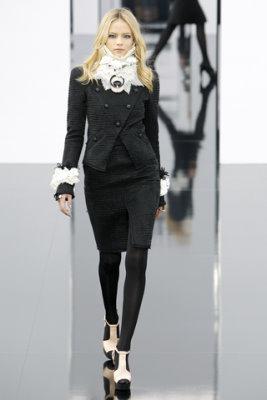 Chanel F/W'09 - Natasha Poly