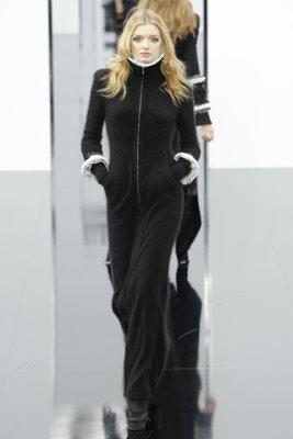 Chanel F/W'09 - Lily Donaldson
