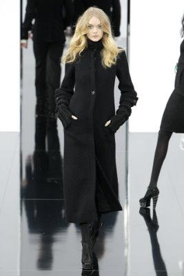 Chanel F/W'09 - Lindsay Ellingson