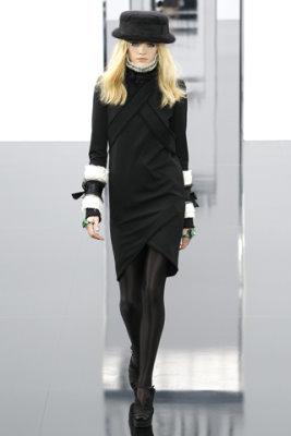 Chanel F/W'09 - Heidi Mount