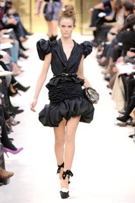 Louis Vuitton F/W'09 - Katie Fogarty