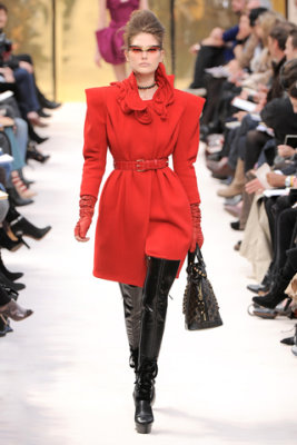 Louis Vuitton F/W'09 - Catherine McNeil