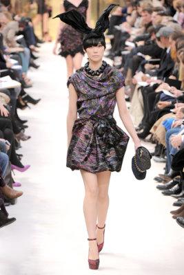 Louis Vuitton F/W'09 - Tao Okamoto