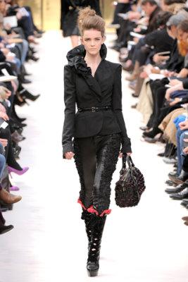 Louis Vuitton F/W'09 - Imogen Morris Clarke
