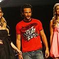 C&A Fashion Kids - Caroline Trentini ,Rodrigo Santoro & Alessandra Ambrosio