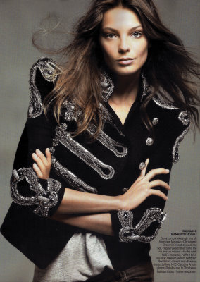 VOGUE May 2009 - Daria Werbowy