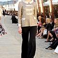 Chanel Cruise 09.10 Venice - Tanya Dziahileva