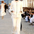 Chanel Cruise 09.10 Venice - Kori Richardson