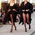 Chanel Cruise 09.10 Venice - Magdalena Frackowiak & Lara Stone