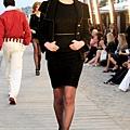 Chanel Cruise 09.10 Venice - Lara Stone