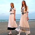 Chanel Cruise 09.10 Venice - Gwen Loos&Skye Stracke
