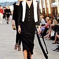Chanel Cruise 09.10 Venice - Freja Beha Erichsen