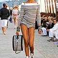 Chanel Cruise 09.10 Venice - Jourdan Dunn
