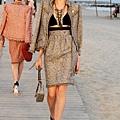 Chanel Cruise 09.10 Venice - Heidi Mount