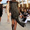 Chanel Cruise 09.10 Venice - Irina Kulikova