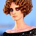 Chanel Cruise 09.10 Venice - Dinisa Dvorakova