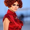 Chanel Cruise 09.10 Venice - Edita Vikeviciute
