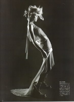 VOGUE NIPPON JULY 2009 - Anja Rubik