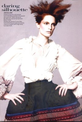 VOGUE July 2009 - Iris Strubegger