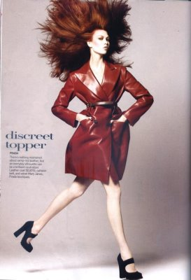 VOGUE July 2009 - Karlie Kloss
