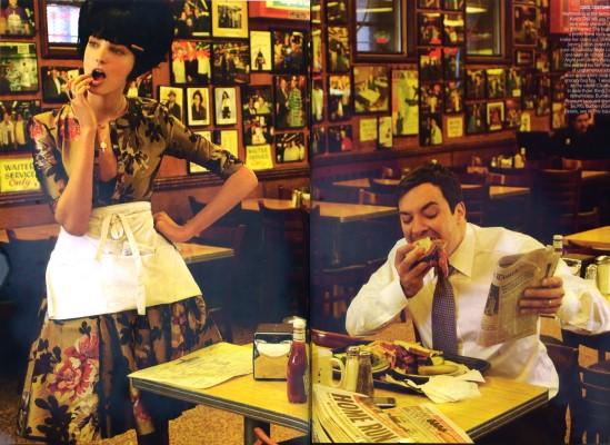 VOGUE July 2009 - Daria Werbowy