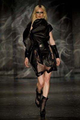 SPFW - Animale S/S 09/10:Raquel Zimmermann