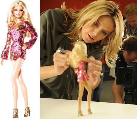 barbie - Heidi Klum