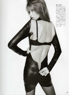Vogue Nippon August 2009 - Abbey Lee Kershaw