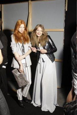 Boss Orange S/S 2010 - Vlada Roslyakova & Eniko Mihalik