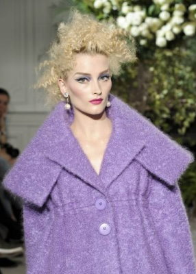 Christian Dior Haute Couture F/W 09.10 - Iekeliene Stange