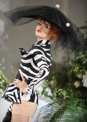 Christian Dior Haute Couture F/W 09.10 - Vlada Roslyakova