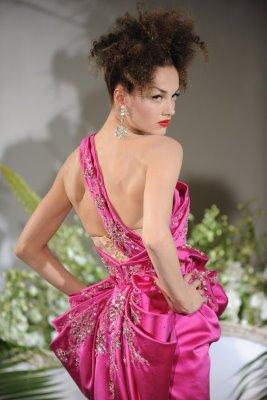 Christian Dior Haute Couture F/W 09.10 - Karmen Pedaru