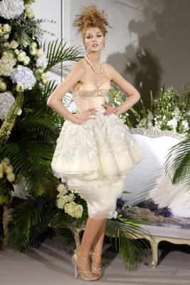 Christian Dior Haute Couture F/W 09.10 - Toni Garrn