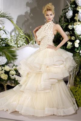 Christian Dior Haute Couture F/W 09.10 - Natasha Poly