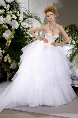 Christian Dior Haute Couture F/W 09.10 - Charlotte di Calypso