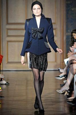 Christian Lacroix Haute Couture F/W 09.10 - Hanne Gaby Odiele