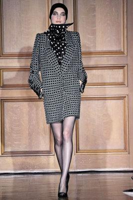 Christian Lacroix Haute Couture F/W 09.10 - Kim Noorda