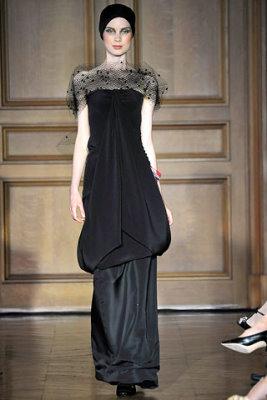 Christian Lacroix Haute Couture F/W 09.10 - Elsa Sylvan
