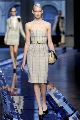 Jason Wu S/S 2011 : Ilvie Wittek