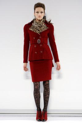 Chanel Haute Couture F/W 09.10 - Karmen Pedaru
