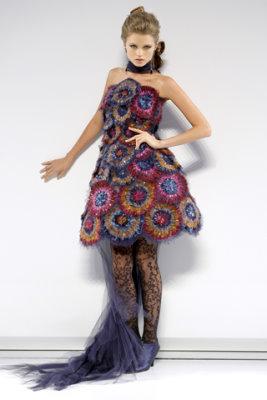 Chanel Haute Couture F/W 09.10 - Abbey Lee