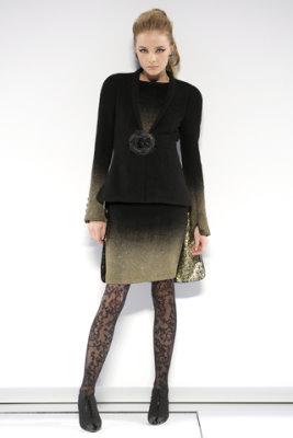 Chanel Haute Couture F/W 09.10 - Snejana Onopka