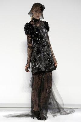 Chanel Haute Couture F/W 09.10 - Skye Stracke