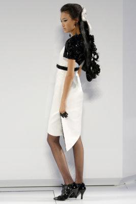 Chanel Haute Couture F/W 09.10 - Shu Pei