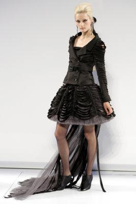 Chanel Haute Couture F/W 09.10 - Iekeliene Stange
