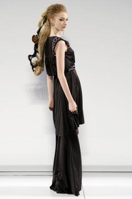 Chanel Haute Couture F/W 09.10 - Hanna Rundlof
