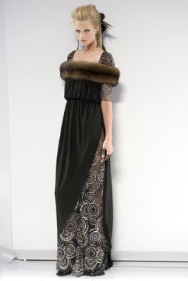 Chanel Haute Couture F/W 09.10 - Toni Garrn