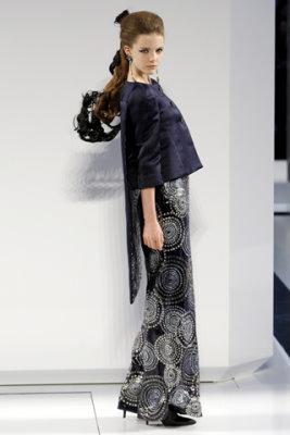 Chanel Haute Couture F/W 09.10 - Imogen Morris Clarke