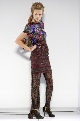 Chanel Haute Couture F/W 09.10 - Edita Vilkeviciute